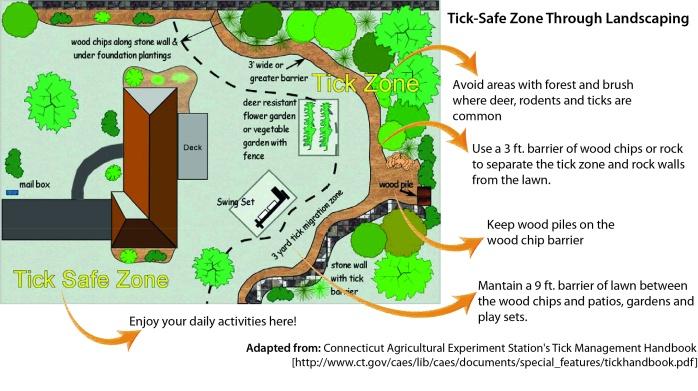 tick safe zones
